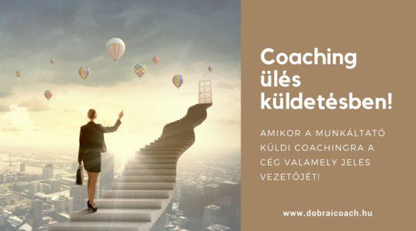 Coaching küldetésben